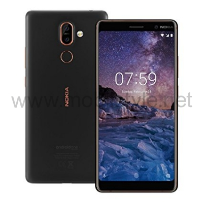 Nokia 7 Plus - Black