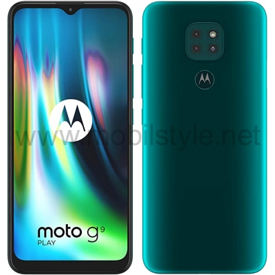 Motorola Moto G9 Play 64GB - Green