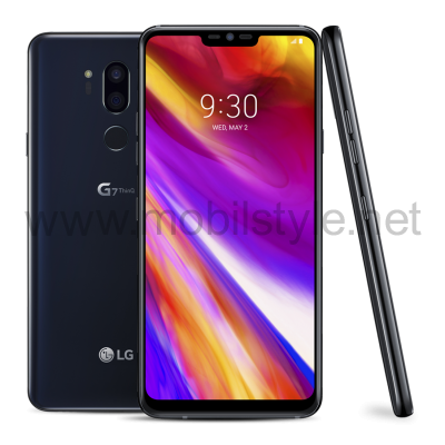 LG G7 ThinQ 64GB - Black