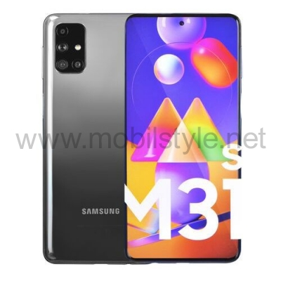 Samsung Galaxy M31s 128GB - Black