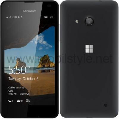 Microsoft Lumia 550 - Black