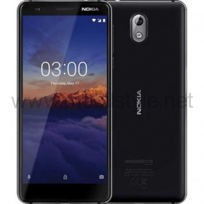 NOKIA 3.1 16GB DUAL - Black