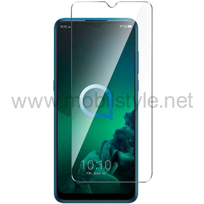 Стъклен скрийн протектор / 9H Magic Glass Real Tempered Glass Screen Protector / за дисплей нa Alcatel 3X 2020