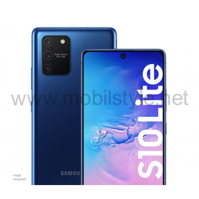 Samsung Galaxy S10 Lite 128GB 4G - Blue