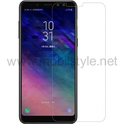 Стъклен скрийн протектор / 9H Magic Glass Real Tempered Glass Screen Protector / за дисплей нa Samsung Galaxy A9 A920F 2018