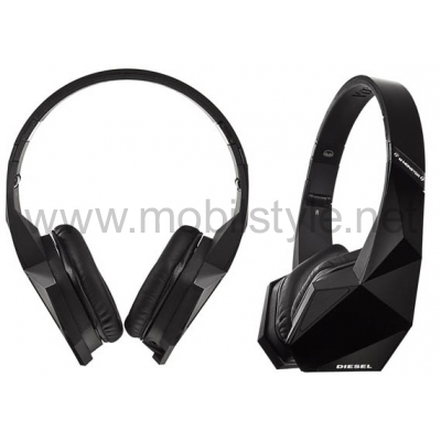 Стерео слушалки Beats by Dr.Dre Monster - Diesel VEKTR - черни