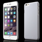 Твърд гръб за Apple iPhone 6 Plus / iPhone 6S Plus - бял