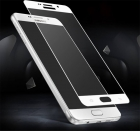 3D full cover Tempered glass screen protector Samsung Galaxy A3 2017 A320 / Изви