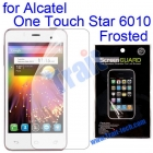 Скрийн протектор /Screen Protector/ Anti-Glare Matte за Alcatel One Touch Star O