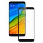 5D full cover Tempered glass screen protector Huawei P10 Plus / Извит стъклен ск