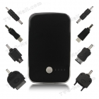 Външна батерия Power Bank 10000mAh за Phone / iPad / iPod / Samsung / HTC / Blac