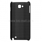 "Заден предпазен капак за Samsung Galaxy Note I9220 ""Perforated style"""