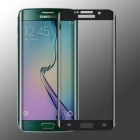3D full cover Tempered glass screen protector Samsung Galaxy S6 Edge / Извит стъ