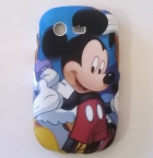 Силиконов калъф / гръб / TPU за Samsung Galaxy Pocket Neo S5310 / S5312 - Mickey