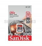 Карта памет SD Card SanDisk Ultra 32GB Speed Up To 30 MB/s