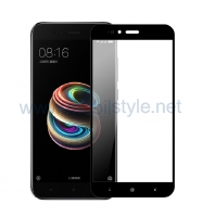 3D full cover Tempered glass screen protector Xiaomi Mi 6 / Mi6 / Извит стъклен